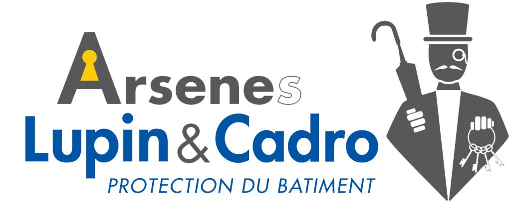 Arsenes Cadro+Lupin Logo